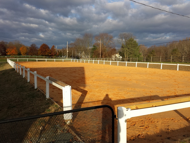 Large Dressage arena